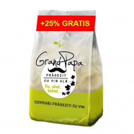 GRAND PAPA,Covrigei frageziti cu vin alb Grand Papa 230 g + 25%
