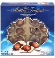 Maitre Truffout , Fructe De Mare Cioccolatini, 250g