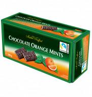 PROMO 3+1,Maitre Truffout, Orange Menta, 200g