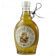 The Ginger Party Sirop Bio de ghimbir, 240 ml