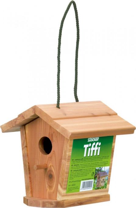 Casuta din lemn pentru pasari Tiffi, Stoker