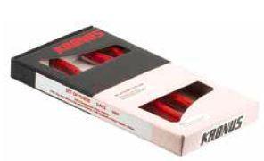 Set clesti cu maner monomaterial in cutie de carton, Kronus