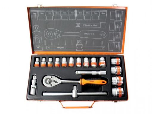 Set tubulare 18 pcs. CR-V, Gadget