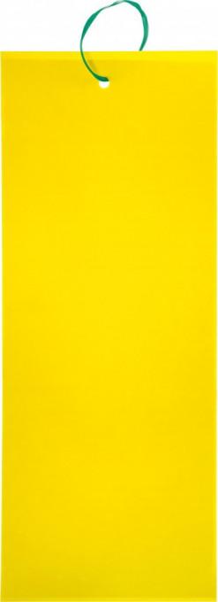 Capcana lipicioasa pentru insecte, galbena, XL, 24 x 17 cm, 10 buc/set, Stoker