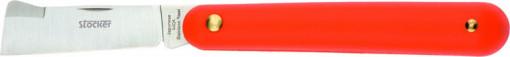 Cutit briceag pentru altoit cu lama de 55 mm, Stoker