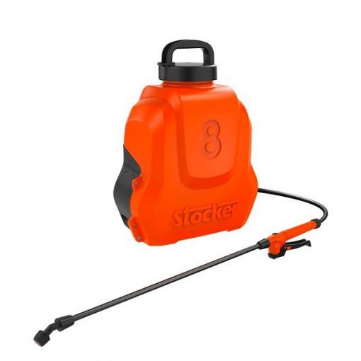 Pompa tip rucsac ELECTRO 8 litri, Li-ION, Stoker