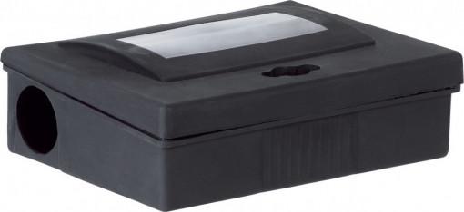 Mouse Station S - Container pentru momeala topicida 12,5 x 9,5 x 4 cm, Stoker