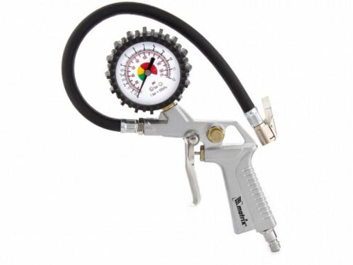 Pistol pneumatic pentru umflat roti, MTX Profesional