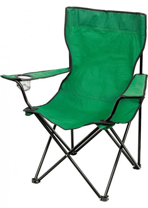 Scaun pliabil cu cotiera si suport, 89 х 54 х 86 cm Camping, Palisad