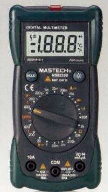 Multimetru Digital Mastech - MS8233B