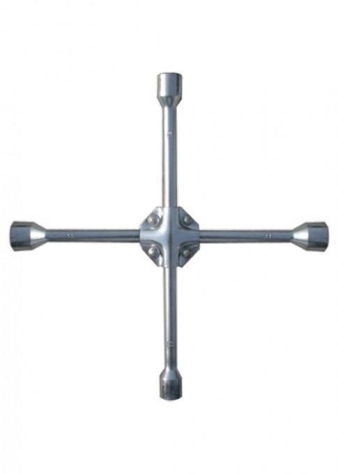 Cheie cruce pentru roti, 17 x 19 x 21 mm x 22 mm, armat, grosime de 16 mm MTX Profesional