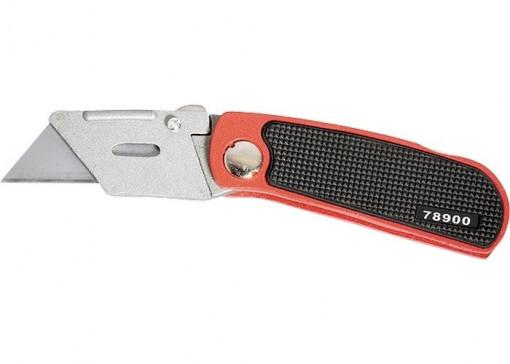 Cutter, 20 mm, pliabil, lama trapezoidala, inlocuibila + 10 lame MTX MASTER