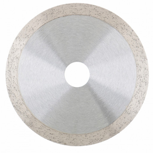 Poze Disc diamantat, taiere umeda, muchie continua, 125 x 22,2 mm, Gross