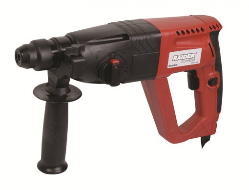 Ciocan rotopercutor 800W 26mm 3 functii, viteza variablia Raider Power Tools