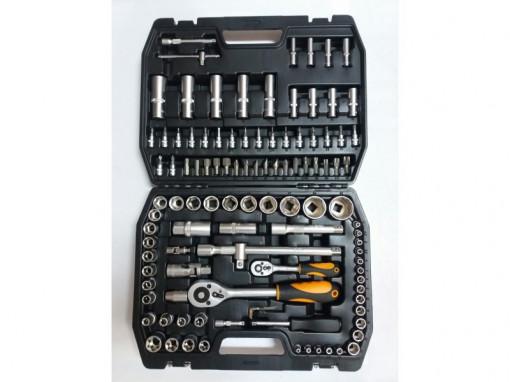 Set 108 tubulare 1/4 ''& 1/2 ''CR-V Gadget