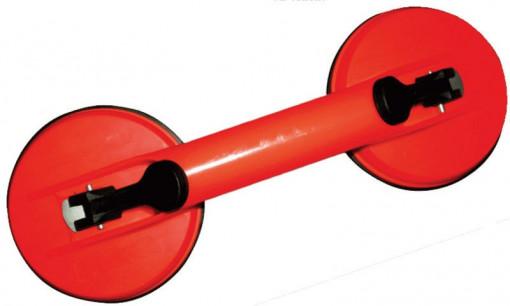 Ventuza dubla 11.5 cm, plastic ABS,Gadget