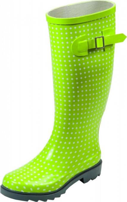 Cizme de cauciuc pentru ploaie, marimea 41 galben, Stoker