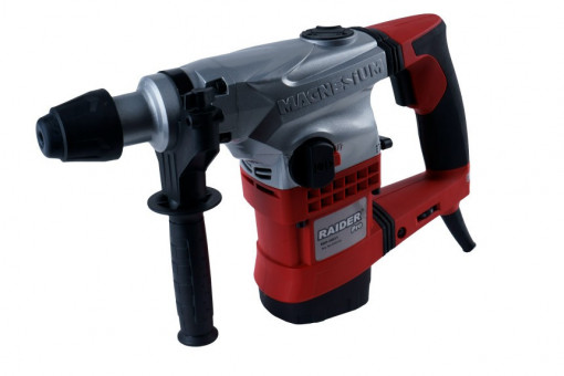 Poze Ciocan rotopercutor SDS-Plus,RDP-HD31, 1100 W, 4,2 J, Raider Power Tools
