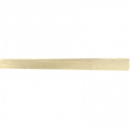 Coada pentru ciocan, din lemn de fag, slefuit, 400 mm, Rusia