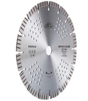 Disc diamantat 115 mm, Formula Intercooler marca Stayer