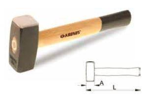 Baros coada lemn 1000gr, Kronus