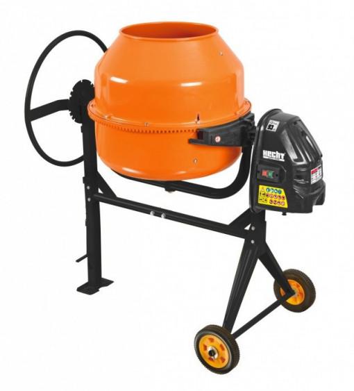 Betoniera 180 litri, 800 W, HECHT 2188