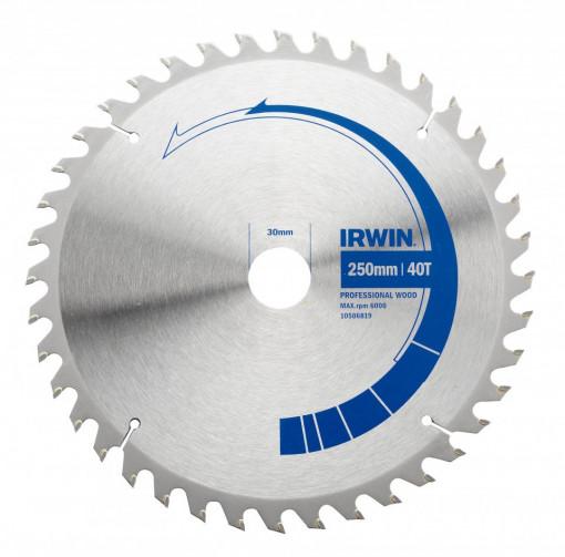 Disc profesional taiere pentru lemn 125 mm (16 dinti), Irwin