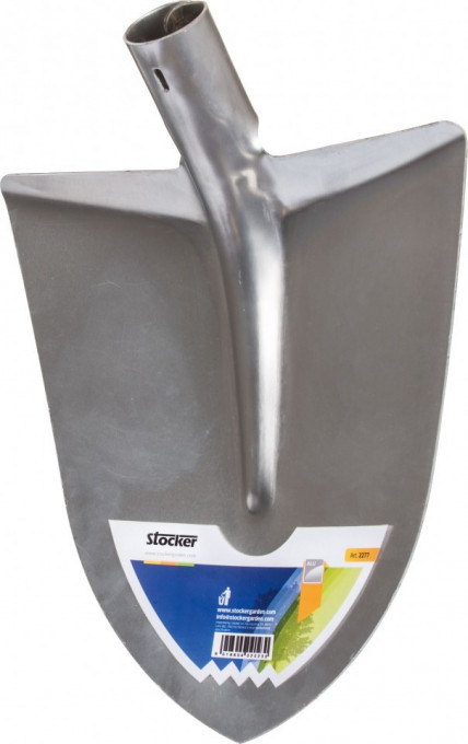Lopata aluminiu, Stoker