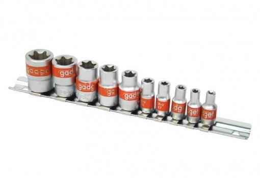 "Set tubulare Torx 1/4&3/8"" 10pcs CR-V GD"""