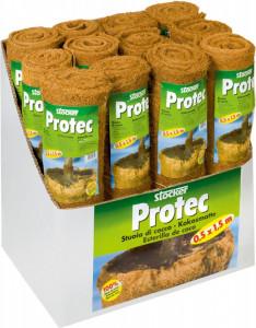 Captusala Protec anti-inghet 100% biodegradabila, 0,5 m x 1,5 m, Stoker