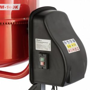 Betoniera CM-140K, 140L, 550W, MTX Profesional