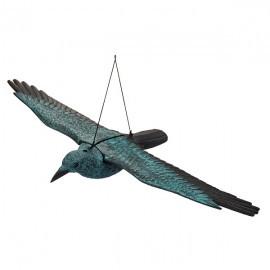 Cioara - sperietoare de pasari 80 x 47 x h 9 cm, Stocker