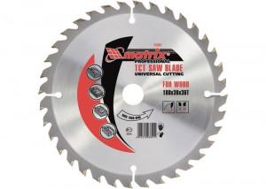Disc pentru taiat lemn, 185 х 30 mm, 36 dinti MTX Profesional
