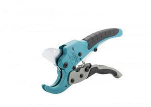 Foarfece pentru taiat tevi din PVC, prevazut cu taiere si pt suprafete plane,  D- pana la 45 mm, Gross