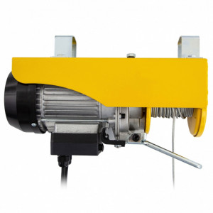 Palan/scripete electric TF-250, 0,25 т, 540 W, inaltime 12 m, Denzel