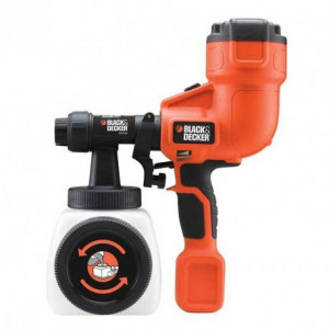 Pistol vopsit, 400W, 1200ml Spray Control, Black&Decker