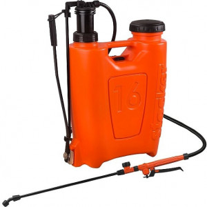 Pompa manuala de presiune, tip rucsac 16 litri, Stoker