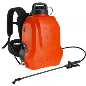 Pompa tip rucsac ELECTRO ERGO POWER FPM 12 litri, Li-ION 18 V, Stoker
