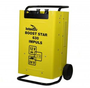 Robot si redresor auto BOOST STAR 630 IMPULS, Intensiv