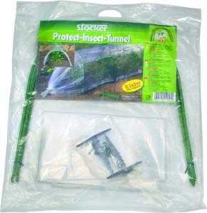 Tunel cu protectie anti-insecte, 0,5 x 3 m  Stoker