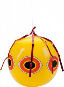 Balon pentru speriat pasari, Ø40 cm, galben, Stoker