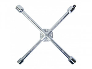 Cheie cruce pentru roti 17 x 19 x 21 x 22 mm Topmaster Profesional