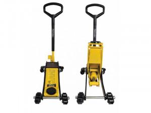 Cric hidraulic cu pedala, capacitate ridicare 2 tone, Topmaster