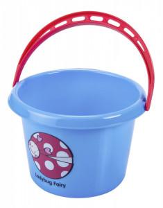 Galetuta din plastic pentru copii KIDS GARDEN - culoare albastra, Stoker