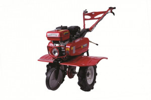 Motocultor pe benzina, 7CP, 5.2 W, motor in 4 timpi, Raider Power Tools
