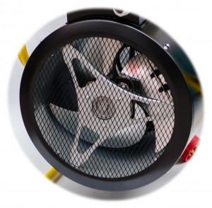 Aeroterma electrica, 400 V, PRO 9 kW R, Intensiv