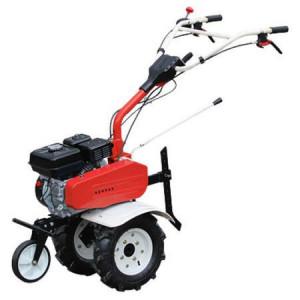 Motocultor pe benzina Breckner MS 7-80-F3, 2+1 viteze, 7 CP, latime lucru 80 cm, roti de cauciuc si freze incluse, 77 kg