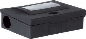 Mouse Station S - Container pentru momeala topicida 12,5 x 9,5 x 4 cm, Stoker