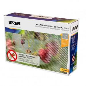 Plasa antiinsecte pentru fructe mici, 2 m x 10 m, Stoker