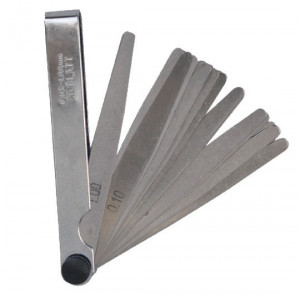 Set 20 lere, 0.05-1.00mm, Topmaster